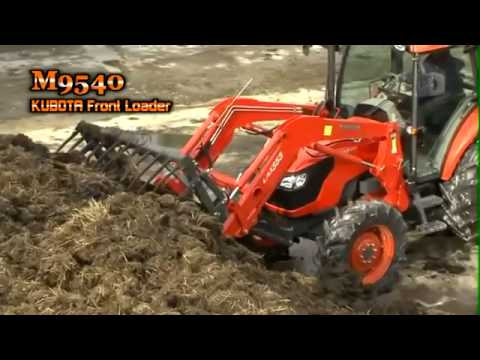 Tractores KUBOTA