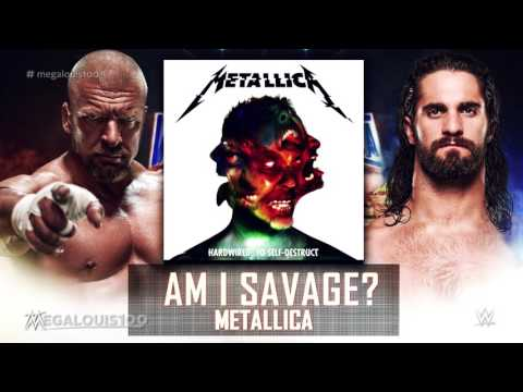 Xxx Mp4 WWE Wrestlemania 33 Official Theme Song Am I Savage With Download Link 3gp Sex