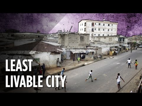 The Least Livable Cities In The