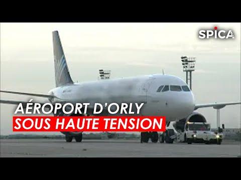Aéroport Orly sous haute tension