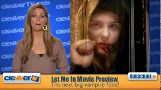 Let Me In Movie Preview: The next big vampire movie?