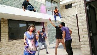 Haryanvi Holi (हरियाणवी होली)॥ हरियाणा की भाभी ॥ Comedy Video by Swadu Staff Films