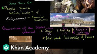 French Revolution (part 1) | World history | Khan Academy