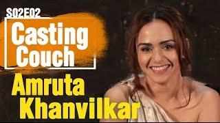 Casting Couch S2 E2 with Amey, Nipun & Amruta Khanvilkar - Marathi Web Series