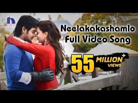 Sukumarudu Full Video Songs - Neelakashamlo Song - Aadi, Nisha Aggarwal, Anoop Rubens