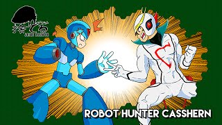 Anime Abandon: Robot Hunter Casshern