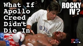 What If Apollo Creed Didnt Die In Rocky IV - FanScription