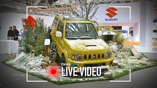 Suzuki al Motor Show 2016