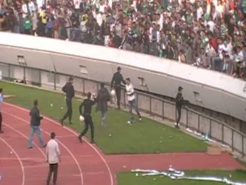 Raja vs Asfi 3 - 2 du 08-05-2010, police vs jrad hhh