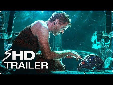 Xxx Mp4 AVENGERS 4 ENDGAME Official Extended Trailer 1 2019 Marvel Movie HD 3gp Sex