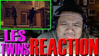 [REACTION] Les Twins - THEY : Back It Up