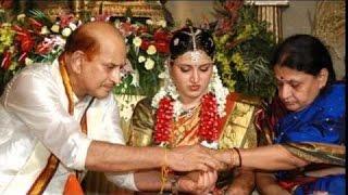 Super Star KRISHNA with his wife INDIRA -MAHESH Babu mom  INDIRA  video