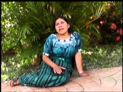 Isabela hernandez joyabaj quiche