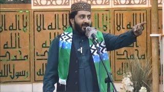 Iftikhar Ahmed Rizvi - Haq Chaar Yaar & Ali Ali (Peterborough 2016)