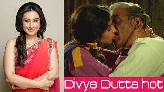 Divya Dutta Smooch From Train To Pakistan 1080P