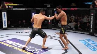 Elite EA UFC 3 Ranked Gameplay PS4