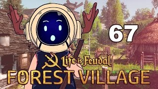 Manpower Shortage - Life is Feudal: Forest Village Ep. 67 - Moose Playse