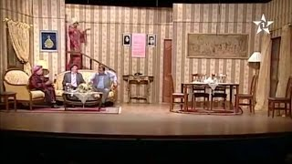 مسرحية حبيبتي الزاهية 2015 - 2016 | مسرح البدوي Theatre Marocain | Theatre Badaoui 65
