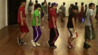 S7 Latihan Koreografi Sahabat (BFF)