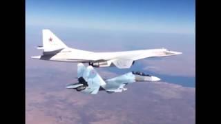 Авиация РФ в Сирии. Sabaton - Firestorm. Russian bombers in Syria