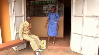No Injection No Life! Teacher Mpamire. ( African Comedy)