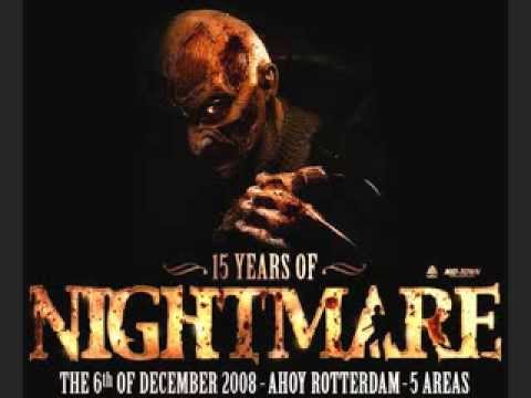 Various - a nightmare in rotterdam part eight - the ultimate hardcore compilation