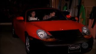 Two and a Half Men - Alan's 'Porsché' [HD]