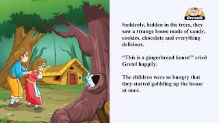 English Talking Book - Hansel and Gretel