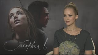 Jennifer Lawrence on why she