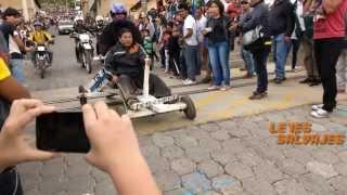 Carretas San Roque 2015 (accidente y saltos DPM)