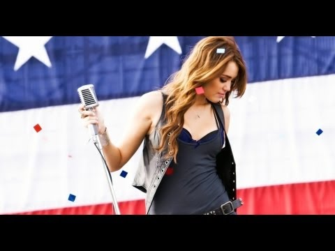 Miley Cyrus - Party in the