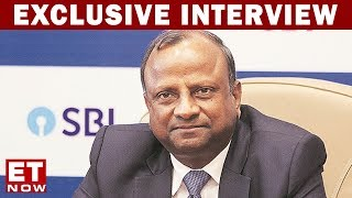 ET NOW Exclusive | First Ever TV Interview Of Rajnish Kumar As SBI Chairman