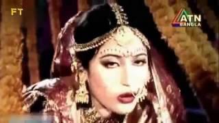 Ektu Dukkho Diyo By Shakib Khan   Keya Film Shahoshi Manush Chai Singer Kanak Ch