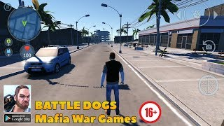Battle Dogs Mafia War Games Gameplay Android