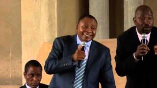 Pres Setsiba - Snr Pastor at TOC of the Seventh Day Adventist Church