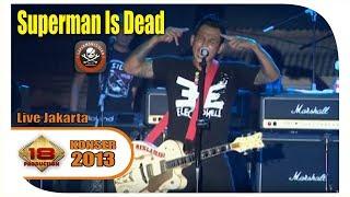 Superman Is Dead' .. Tampil Memukau Di Depan Ribuan Outsiders! (Live Konser Jakarta 2015)