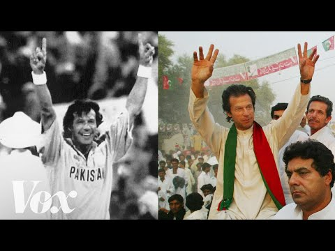 How Pakistan s cricket superstar became prime minister