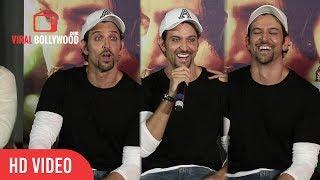 Hrithik Roshan Funny Moment at Hrudayantar trailer Launch
