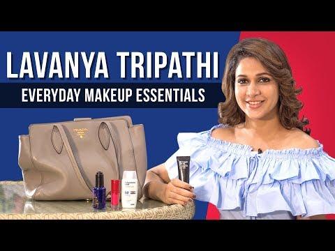 Xxx Mp4 Lavanya Tripathi S Everyday Makeup Essentials S01E06 What S In My Makeup Bag Pinkvilla 3gp Sex