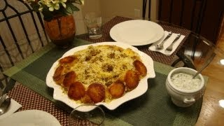 Kalam Polo (Cabbage Rice)