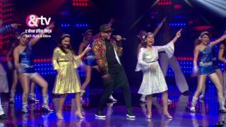 Benny Dayal Singing Disco Deewane On The Voice India Kids | Moment | Grand Finale | 23rd Oct, 9 PM