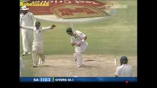 Jacques Kallis vs Shakib Al Hasan - REPEATED ABJECT FAILURE....