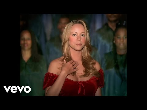 Mariah Carey O Holy Night Official Music Video