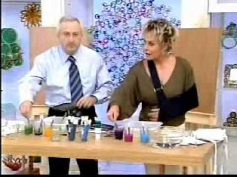 Luiz Fernando dá dicas sobre marmorização no Programa Mais Você da Rede Globo
