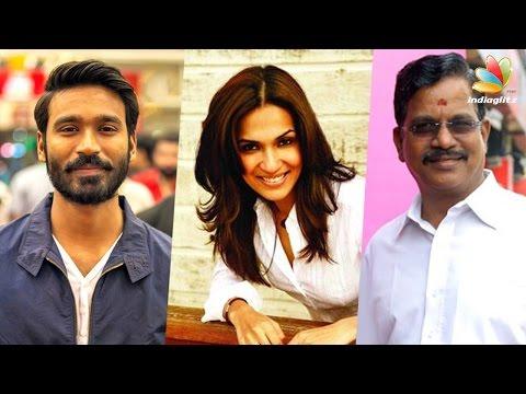 Xxx Mp4 Soundarya Rajinikanth Dhanush Do A Movie Together Hot Tamil Cinema News 3gp Sex