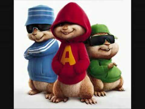 Alvin & The Chipmunks I Kissed A Girl Katy Perry