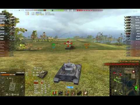 Мир танков - пз 3/4 - глупый воин