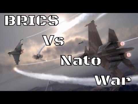 NATO Vs BRICS Military Comparison ||