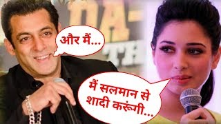 Salman Khan के लिए दुल्हन बनने को तैयार है South actress Tamanna Bhatia...