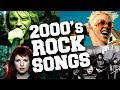 Top 50 Rock Songs of the 2000's